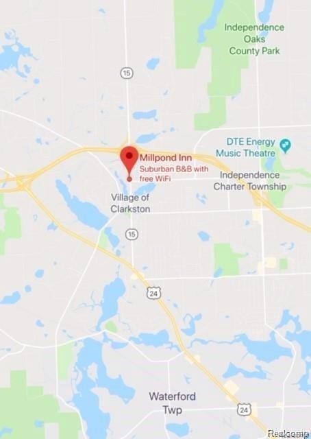155 N MAIN ST, CLARKSTON, MI 48346 - LUCYHAM.COM Clarkston Mi Map on