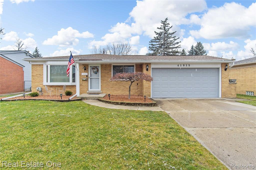 Super Cute Cozy Ranch Home in the heart of Sterling Heights, within walking distance of all great Utica Community Schools. This one has been completely updated in 2020 with lots of charm including new furnace, A/C and electrical panel. 3 bd, 2 bath, beautifully finished basement w/workshop area. ALL BRICK home, 2 car garage, patio and fenced back yard. Interested Buyers, this home will not last long!