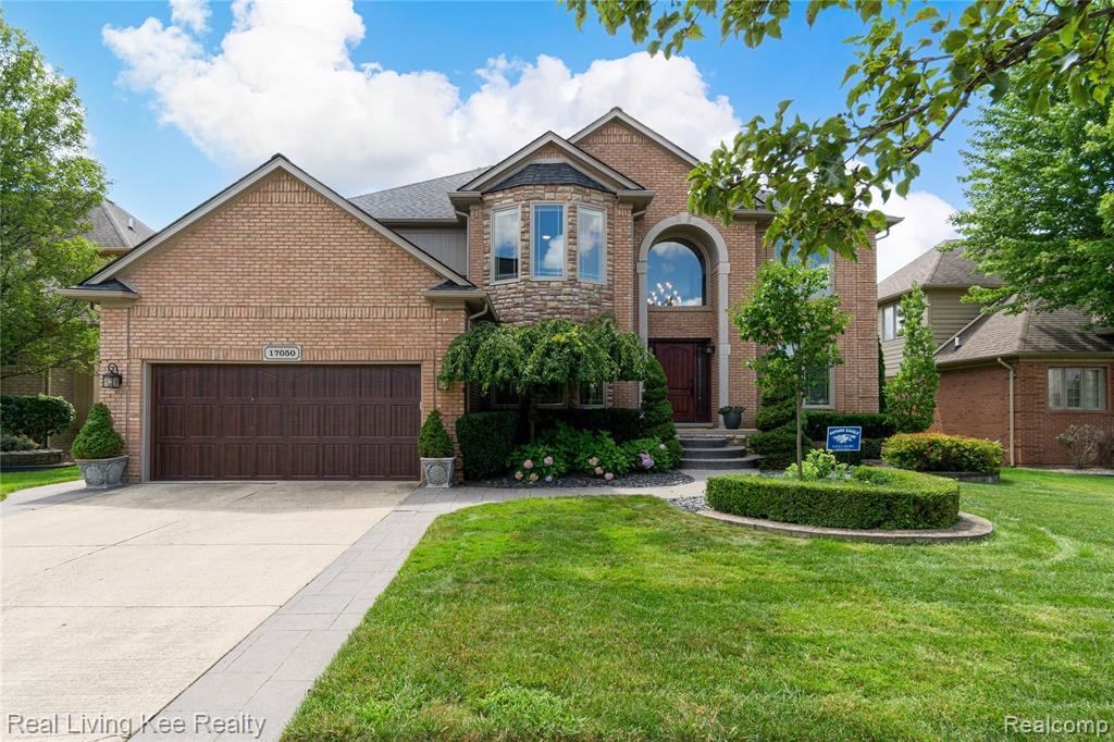 Like new northern Macomb Twp. colonial w/ Eisenhower HS. Too many updates to list. Carrier Furnace & A/C(2021), HWH(2021), Roof(2014) and Andersen Windows(2013). Complete kitchen remodel including huge island with quartz countertops, Soft close cabinetry, wine fridge, amazing 3 way oven (microwave, convection, and dual temp), gas cooktop, much more! Fully smart home with wifi controlled gas fireplace, LED lighting, sprinklers. Soaring foyer and great room with large porcelain tile, beautiful fireplace with floating mantle, tons of windows and natural light. Spacious office allows you to work from home. Sitting room offers even more space. First floor laundry. Finished basement with fully decked out theater room. Most bedrooms have closet sytsems, all have ceiling fansNo neighbors behind, enjoy the view from your stamped concrete patio. Award winning Utica schools, Beacon Tree, Shelby, Eisenhower. Finished basement with fully decked out theater room, too much to mention, see it today!