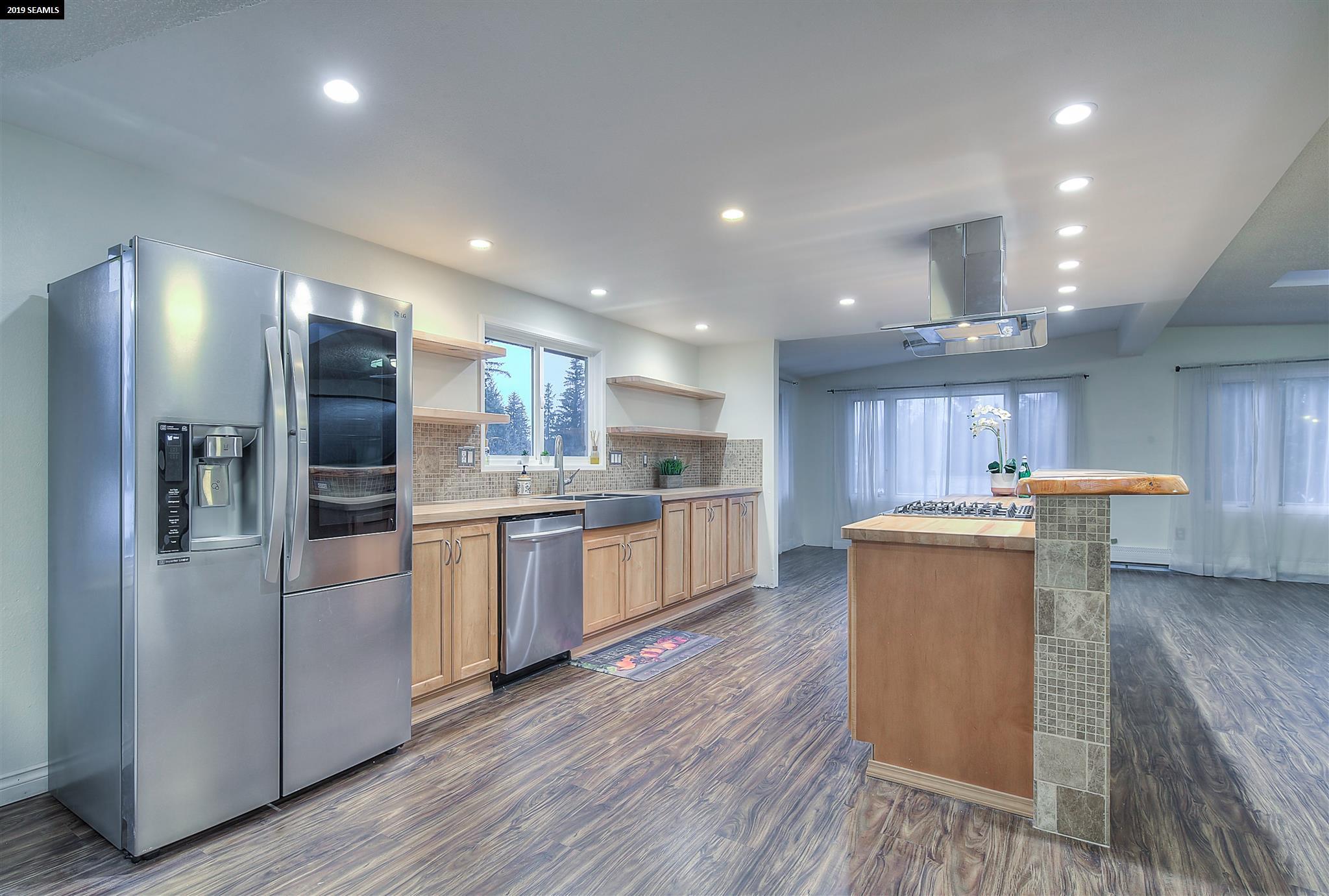Updated Kitchen 2019!