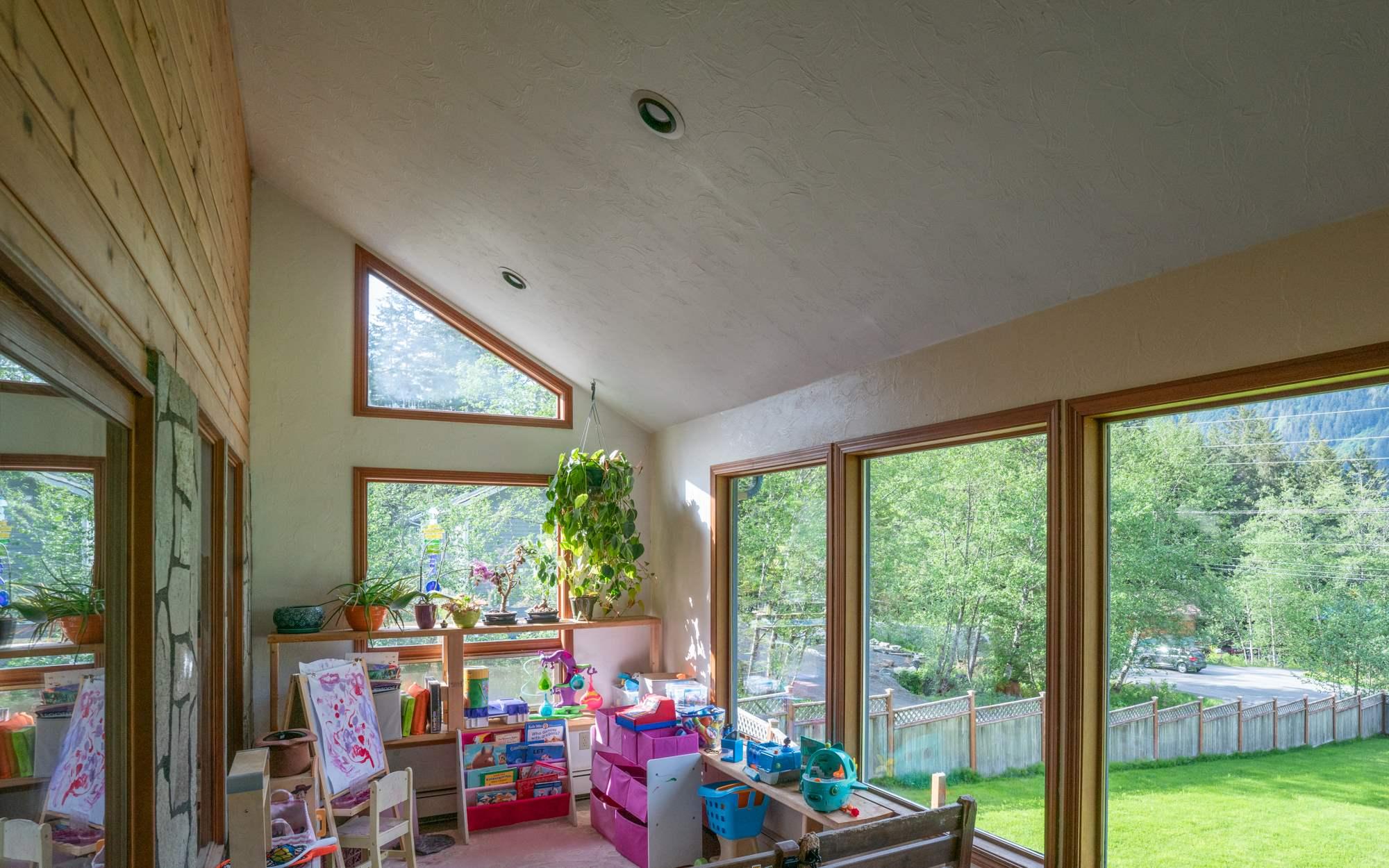 Sun Room - Main House