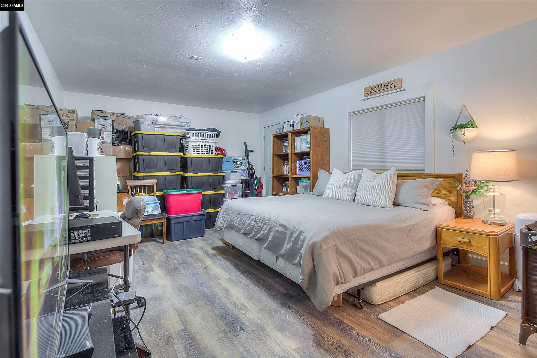 NOT LISTED AS BEDROOM