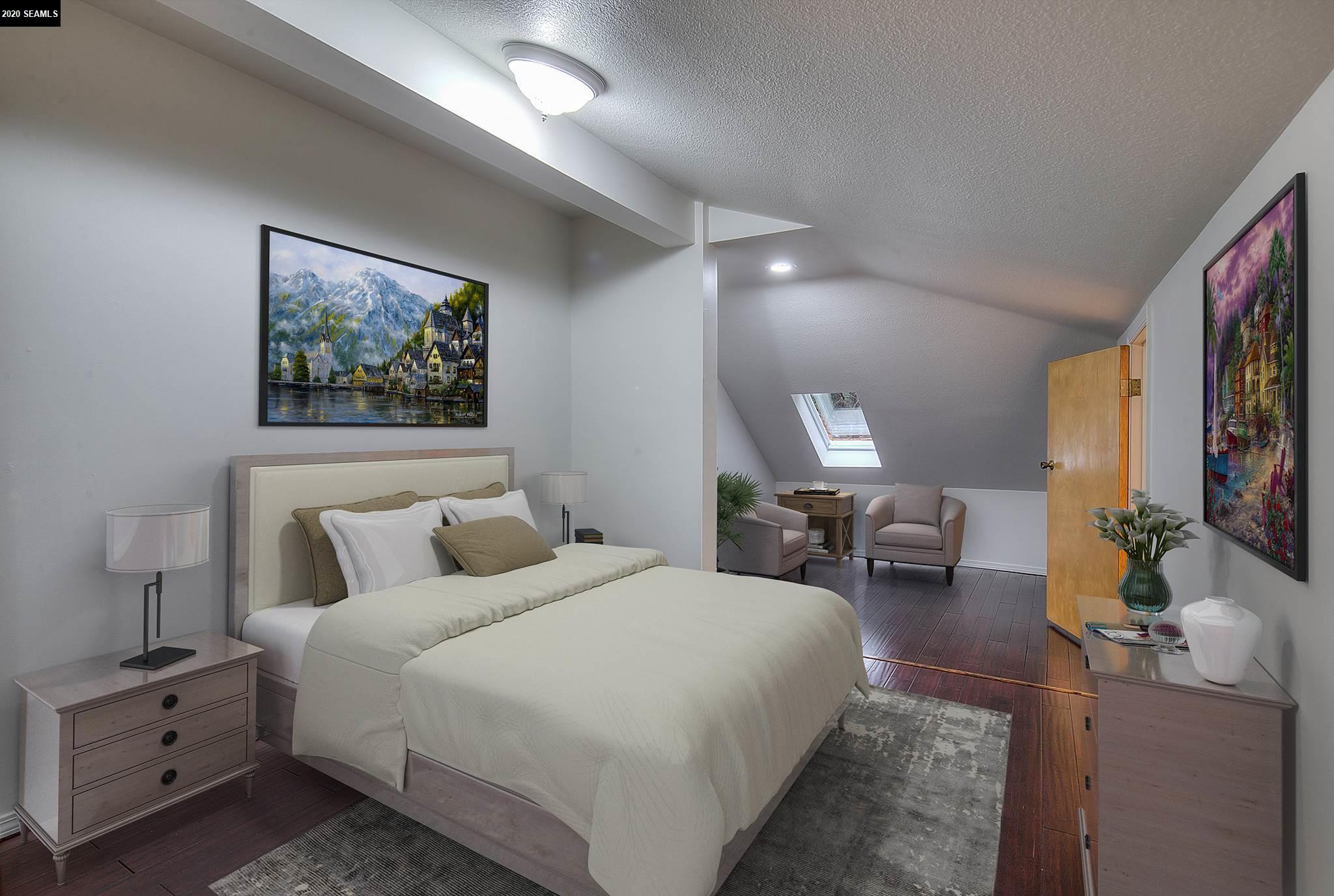 Upper Floor Bedroom 2