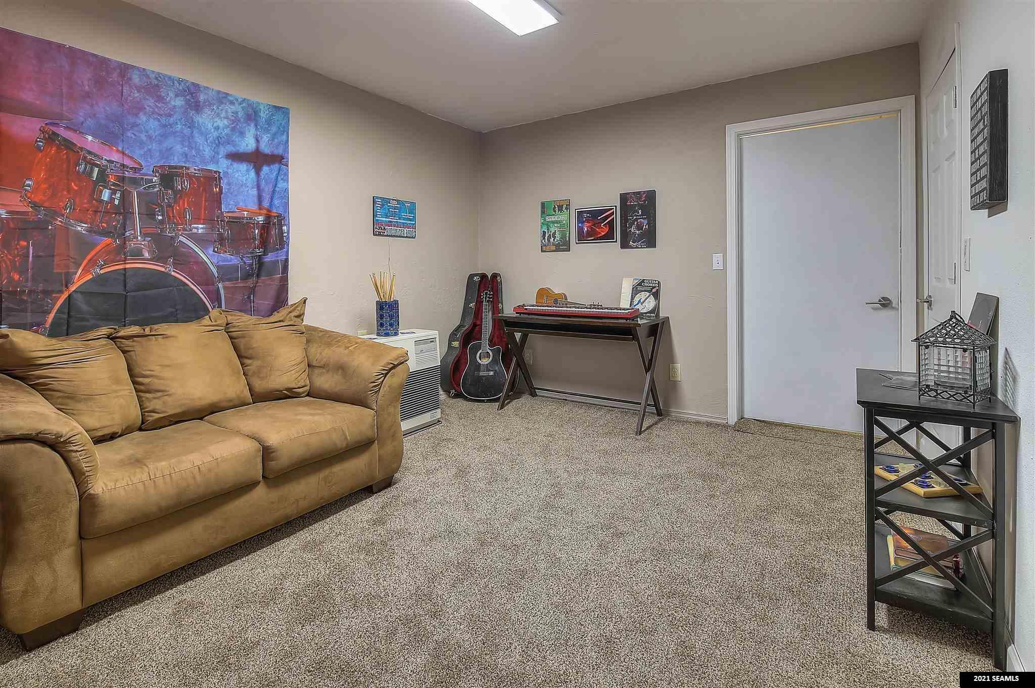 Bonus Room w. Monitor Heater